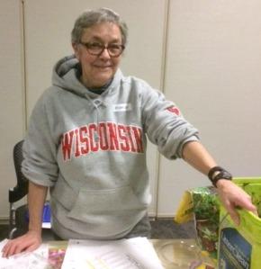 Monica J, Midvale Community Garden Committee Member